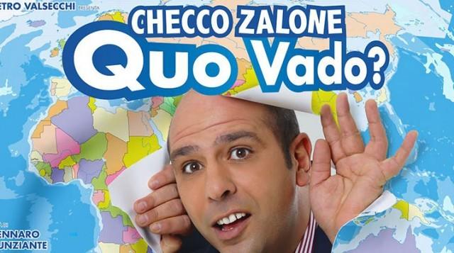 Checco Zalone - Quo Vado?