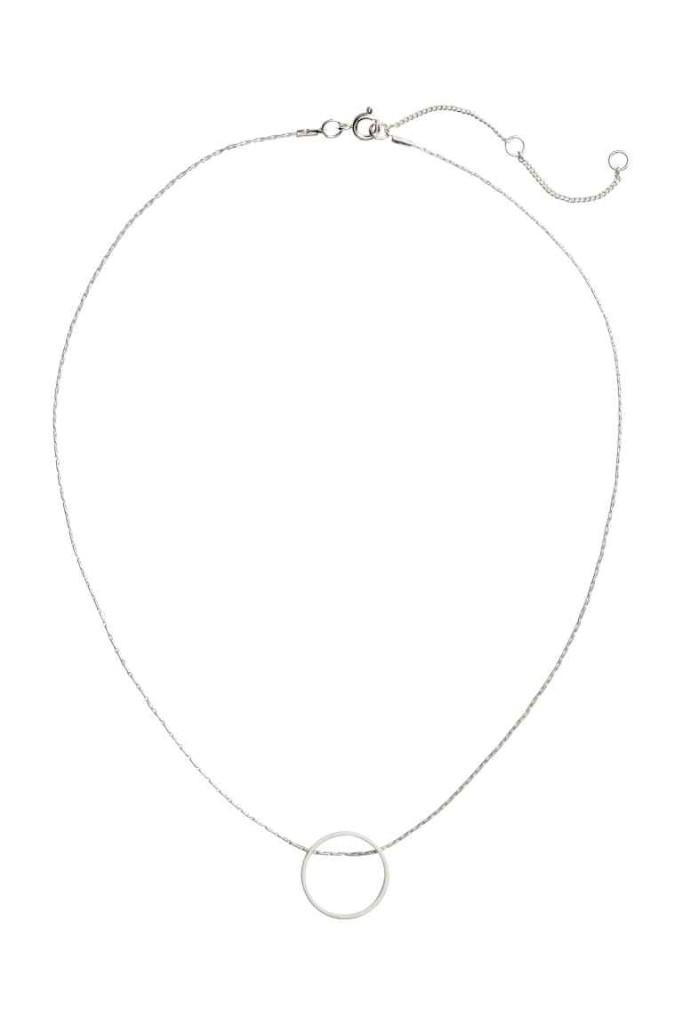 Collana con pendente di H&M
