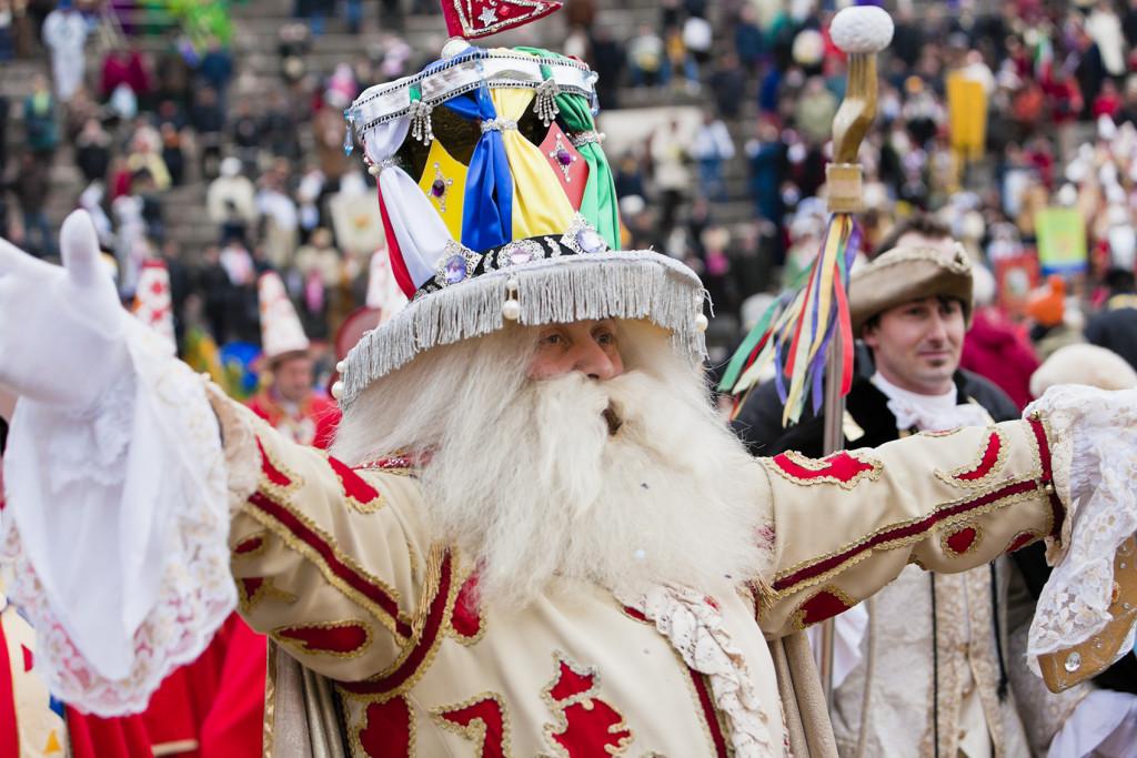 Pronti per il meraviglioso carnevale di Verona?