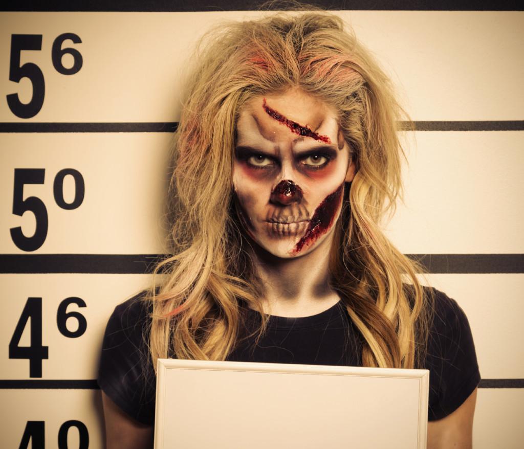 Un make up da Zombie perfetto? Ecco come ottenerlo in 5 mosse.