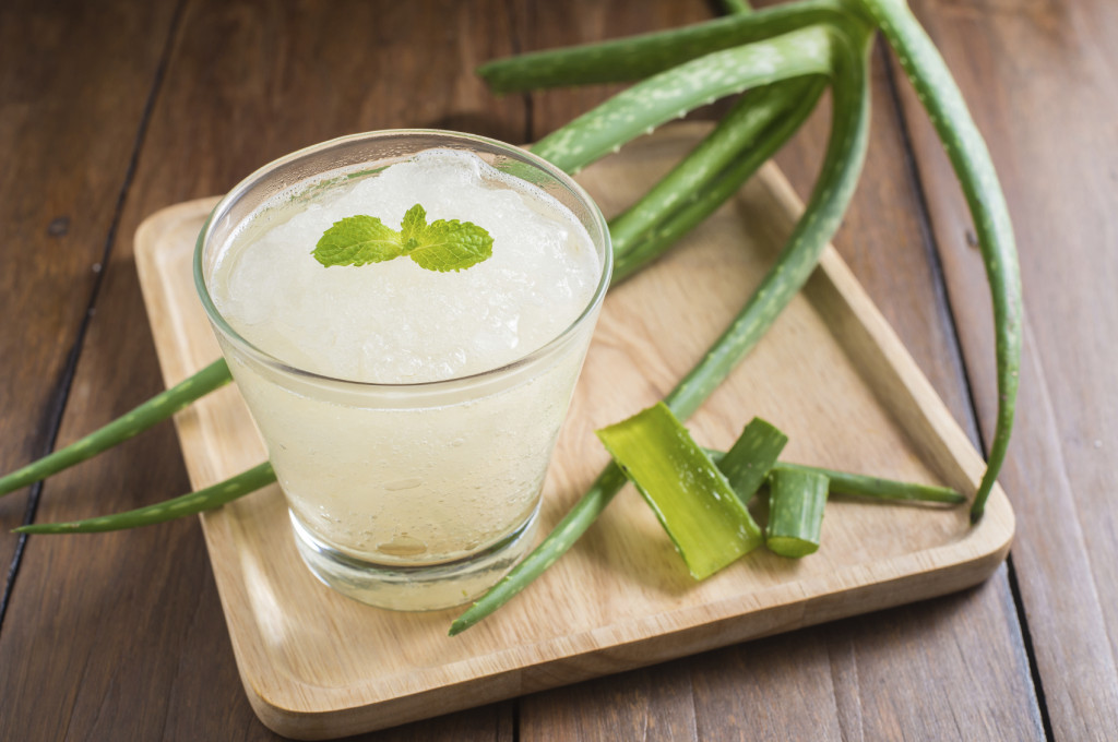 L'Aloe Vera come ingrediente detox: qualche suggerimento