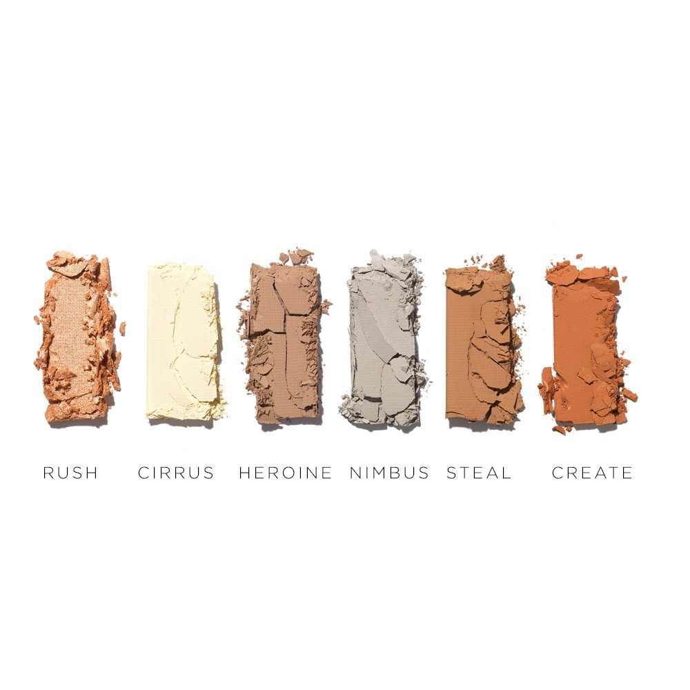 in Contouring and Highlighting Palette Illamasqua