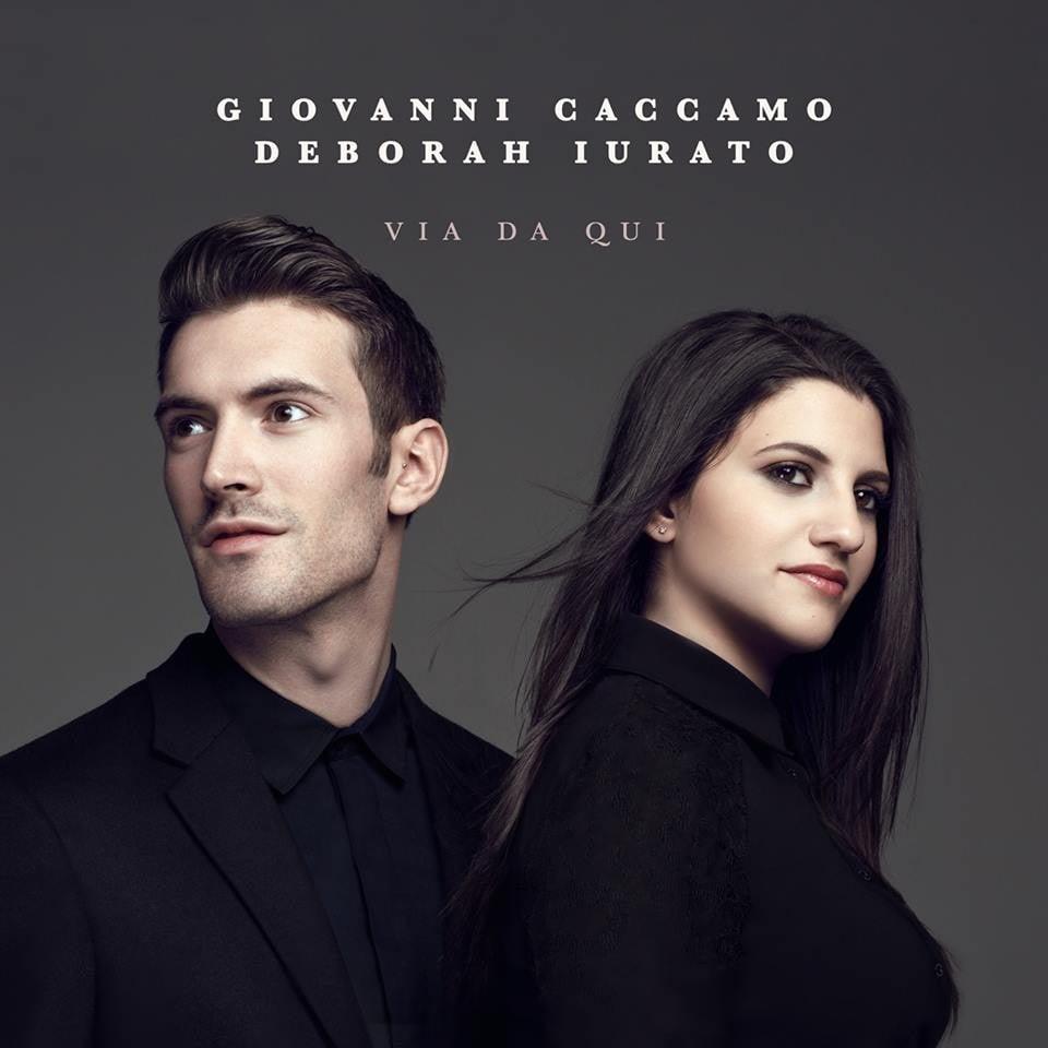 Deborah Iurato e Giovanni Caccamo con