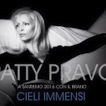 """Patty Pravo con """"Cieli immensi"""""""