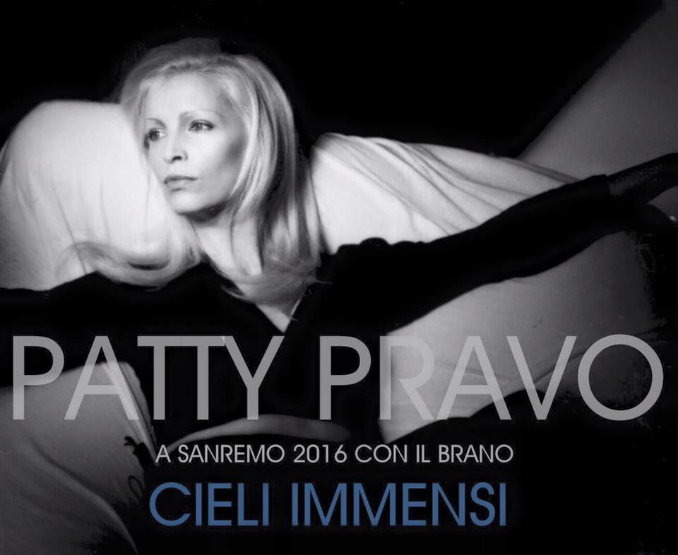Patty Pravo con