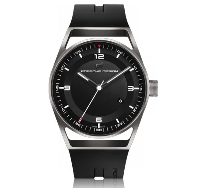 Porsche Design orologio da uomo total black