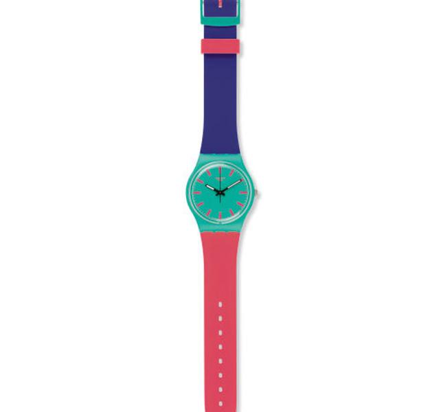 Swatch modello Shunbukin in tre colori