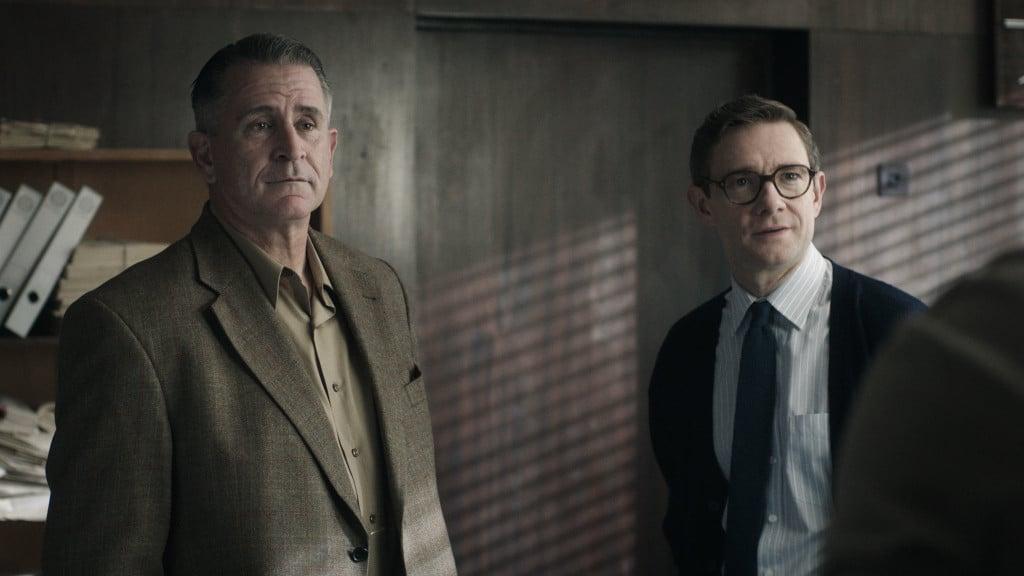 The Eichmann Show - Martin Freeman e Anthony LaPaglia