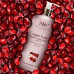 SBC Crema Corpo SuperFruits, ricca di Vitamina derivate dalla frutta