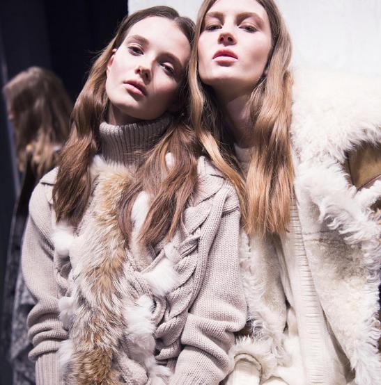 Belstaff maglione bianco in lana