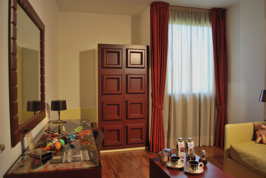 Choco Sweet Suite  dell'Etruscan Chocohotel