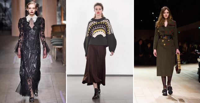 Il day 4 della London Fashion Week si muove tra tradizione e innovazione, spaziando dal sogno del cinema al militar style.