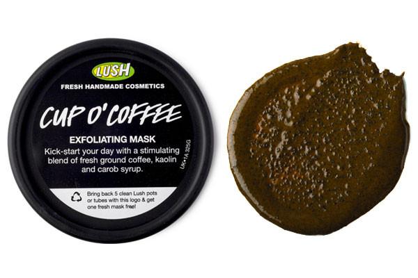Lush Cup O'Coffee - Maschera viso e corpo