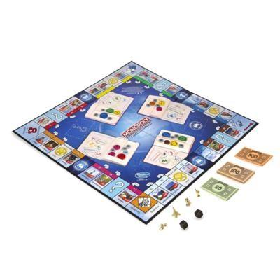 Monopoly Giro del mondo - Hasbro