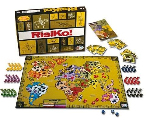 Risiko classico - Editrice Giochi