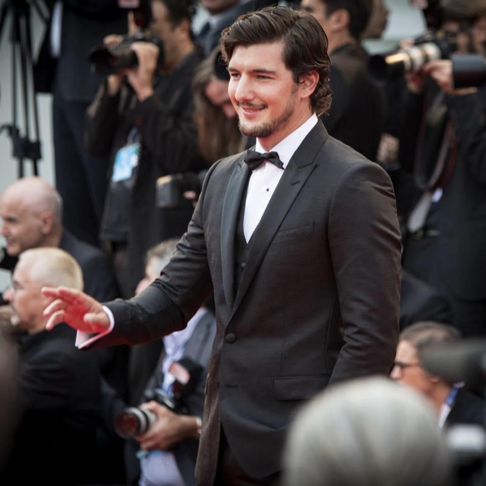 Andrea Preti, attore
