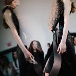 Calvin Klein Collection abito nero