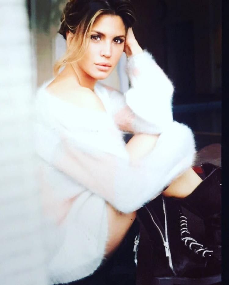 Claudia Galanti, modella e showgirl