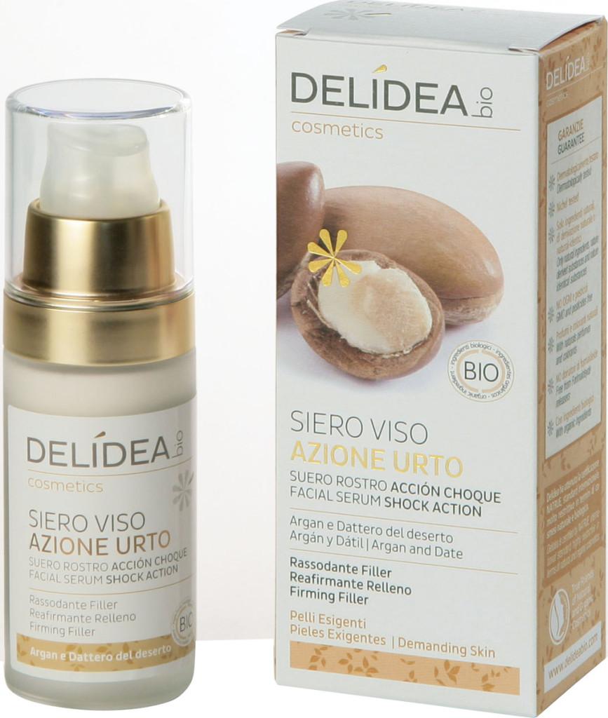 Delidea Siero Viso Argan & Dattero Bio