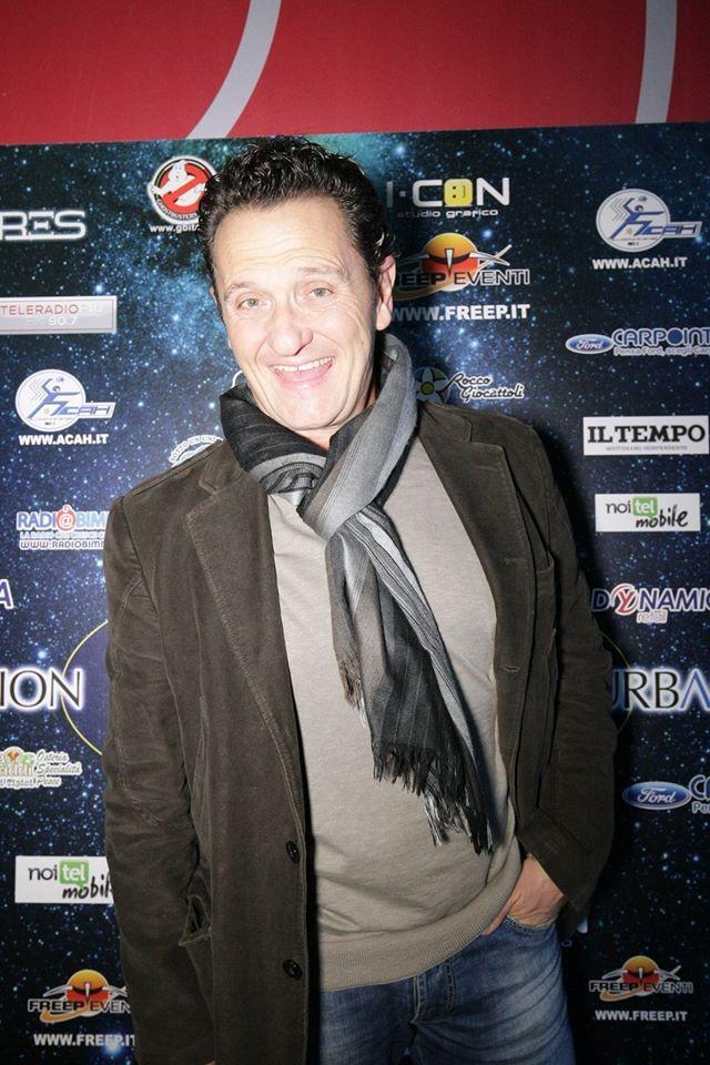 Enzo Salvi, attore e comico