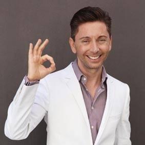 Gianluca Mech, nutrizionista e sostenitore della dieta a base di tisane