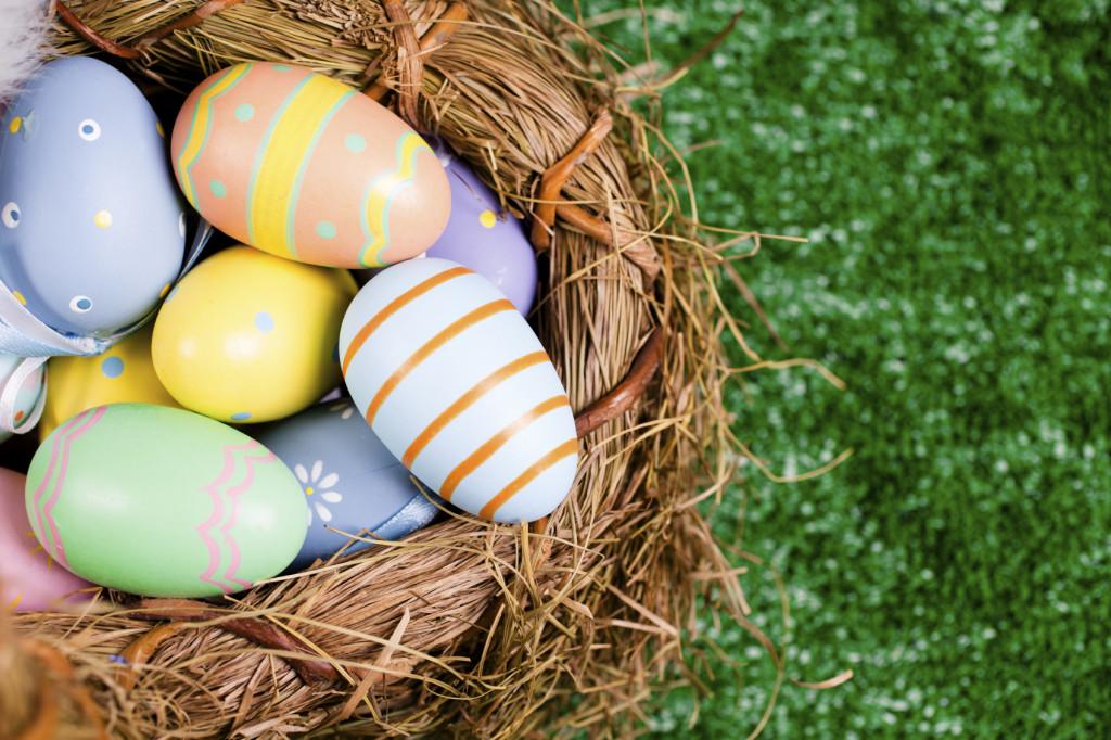 Qualche idea per una Pasqua alternativa e fuori dagli schemi. Pronte a partire?