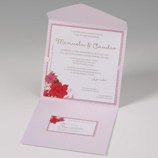 Matrimonio Tema Floreale : Partecipazione e invito ad un matrimonio tema floreale amiche