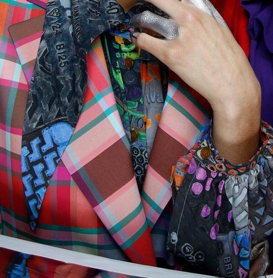 Vivienne Westwood i colori della collezione