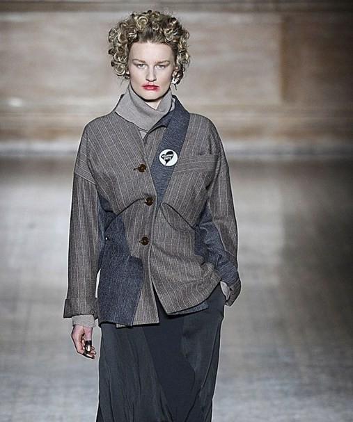 Vivienne Westwood blazer oversize