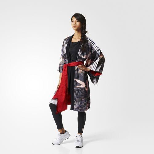 Adidas Originals by Rita Ora kimono di ispirazione jap.