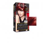 Colorance capelli permanente Preference Infinia Pure Ruby rosso profondo intenso- L'Oreal