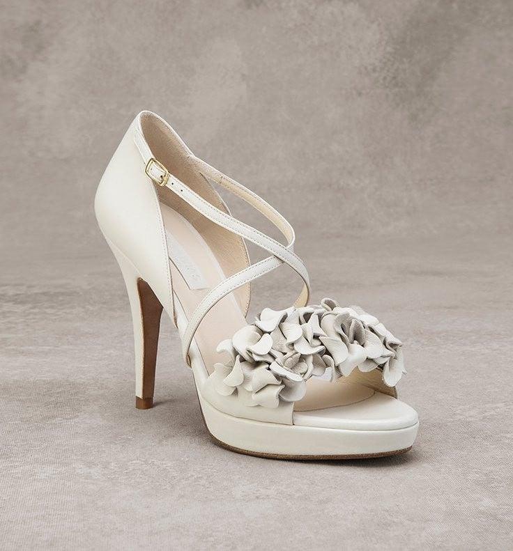 Pronovias scarpe sposa