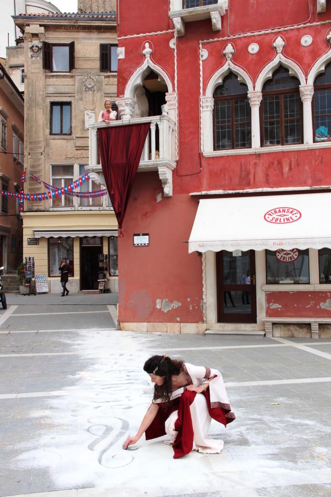 Festa del sale, Pirano
