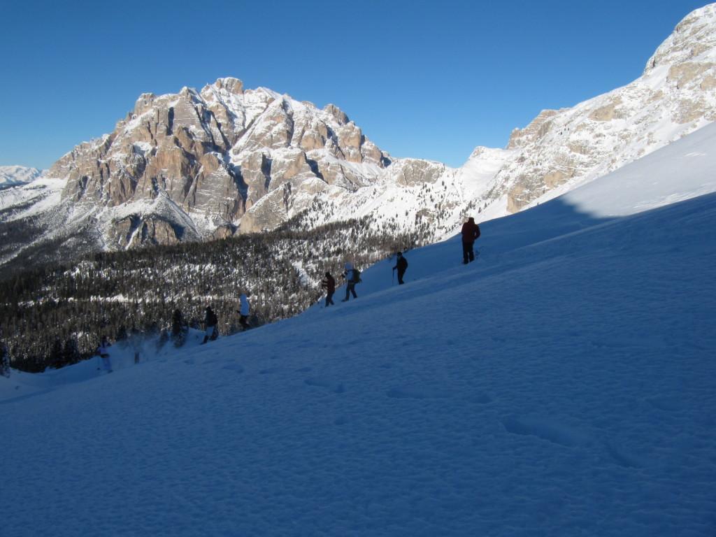 Alto Adige: le ciaspole per godersi il panorama.