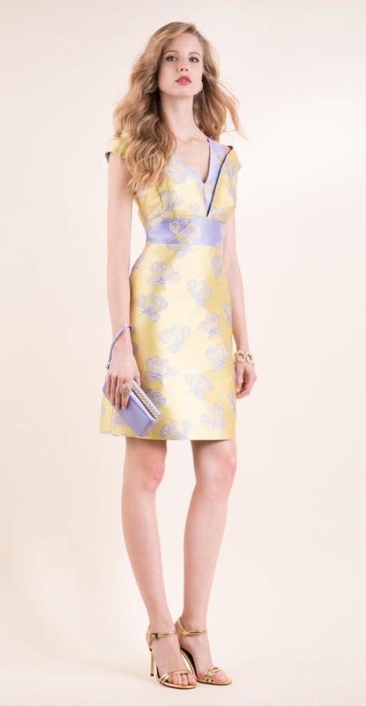 Luisa Spagnoli minidress sbarazzino in colori pastello. 38774bd4e46