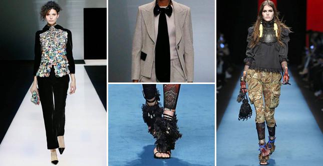 La Milano Fashion Week FW 2016-2017 si chiude con lo stile militare di Dsquared2 e l'eleganza essenziale e sofisticata di Giorgio Armani.