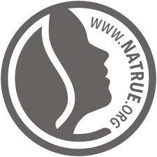 Logo NATRUE, l'Associazione Internazionale per la cosmesi naturale e biologica