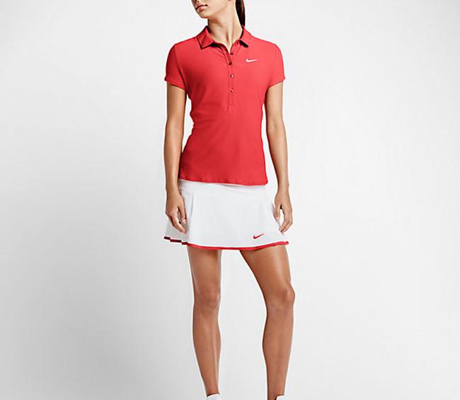 Nike polo da tennis Nikecourt Advantage.