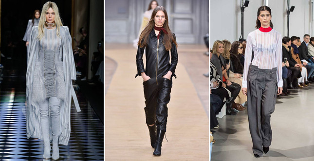Il terzo giorno della Parigi Fashion Week FW 2016-2017 oscilla tra generi e  stili fefa4bb9684