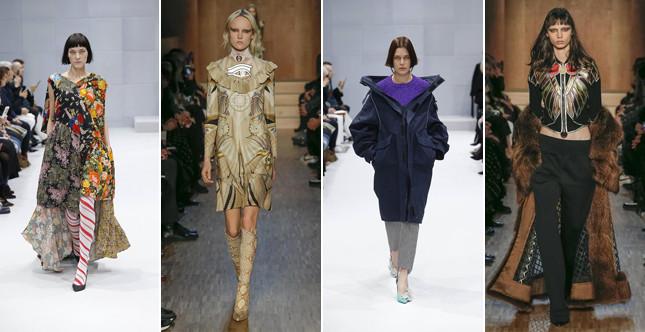 Parigi Fashion Week FW 2016-2017 day 6 sfilate