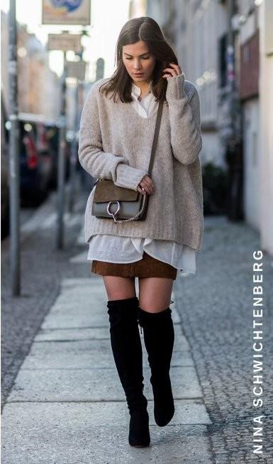 Outfit Zalando, Nina Schwichtenberg è pretty elegant