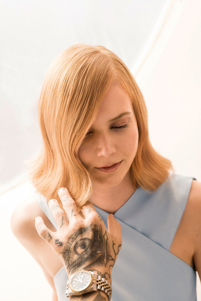 Rose Gold Ecaille - Wella