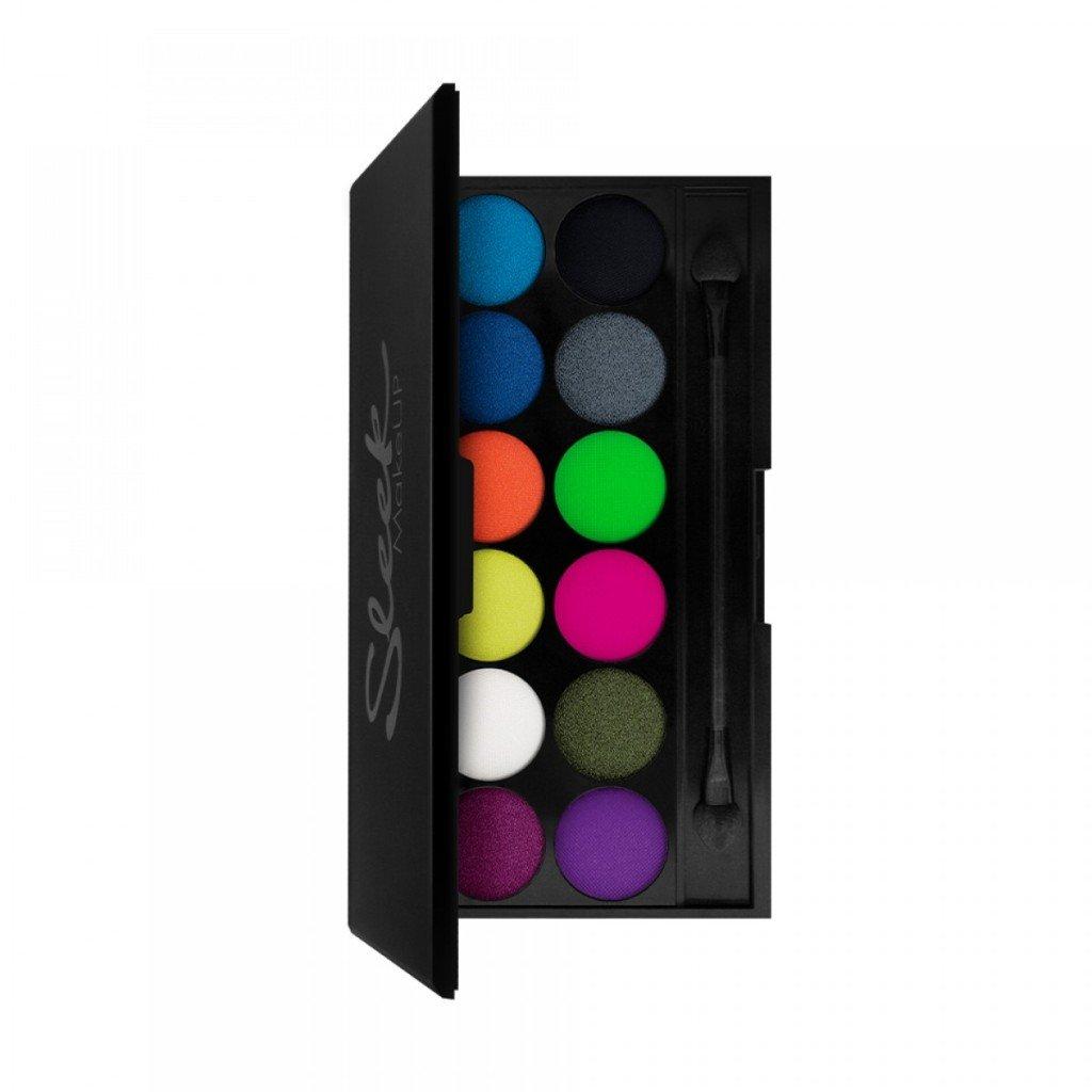 Orange is the new black: I-Divine Eyeshadow Palette In Acid - Sleek Makeup, 10.49€