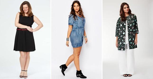54b25464da48 Per le appassionate di moda che vestono taglie comode sono tantissimi i  siti e i brand che