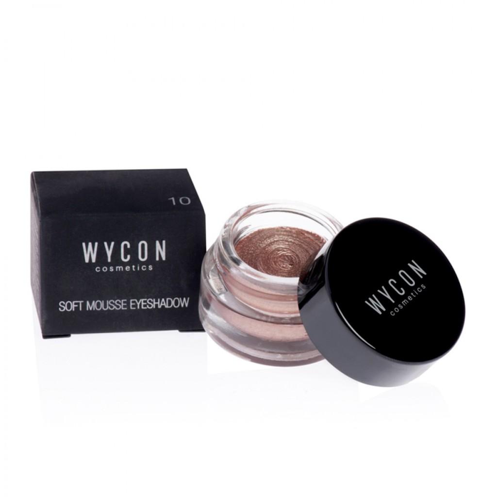 Guerriera metropolitana: Soft Mousse Eyeshadow – Wycon, 6,90€