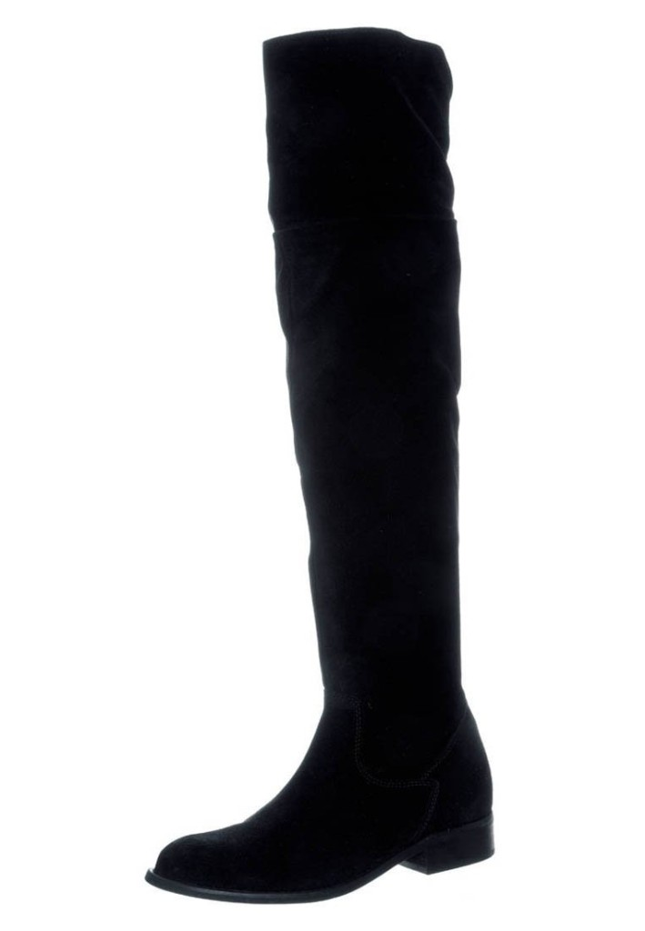 Zign, Stivali sopra il ginocchio neri