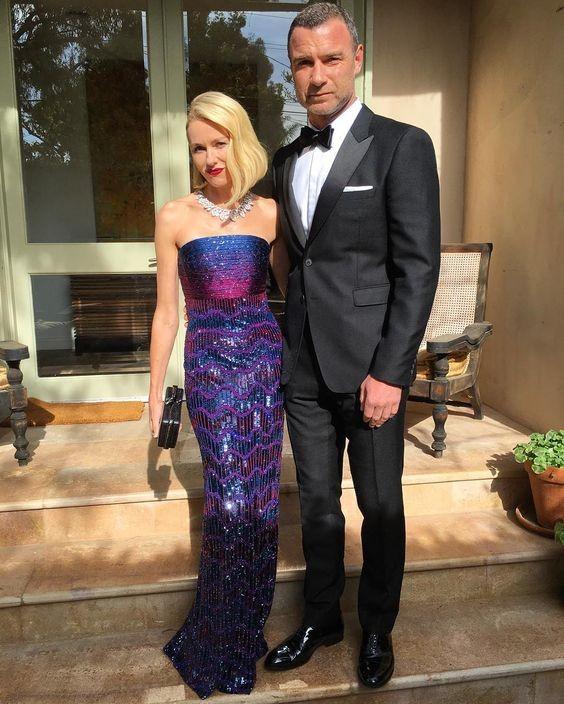 Naomi Watts prima della cerimonia. Fonte: Instagram Naomi Watts