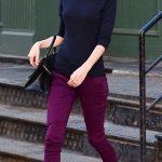 Tolti gli abiti da palcoscenico, Taylor per tutti i giorni indossa spesso pantaloni monocromatici o jeans attillati