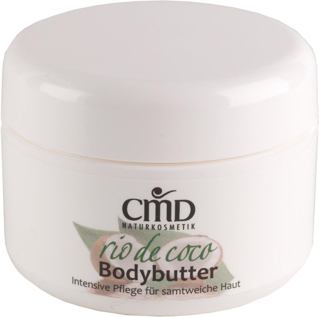 2) CMD Naturkosmetik Rio de Coco Bodybutter