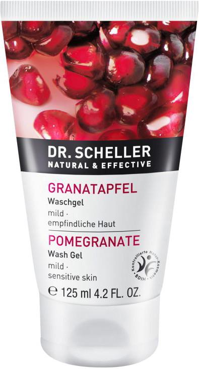 9) Dr. Scheller Melograno - Gel Lavante Delicato